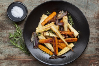 Roasted Root Vegetables