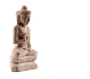Budha Stone Sculpture